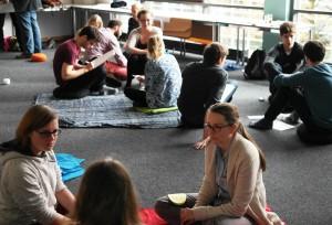 Workshop Gemeinschaft gestalten @ NachDenkstatt 2015